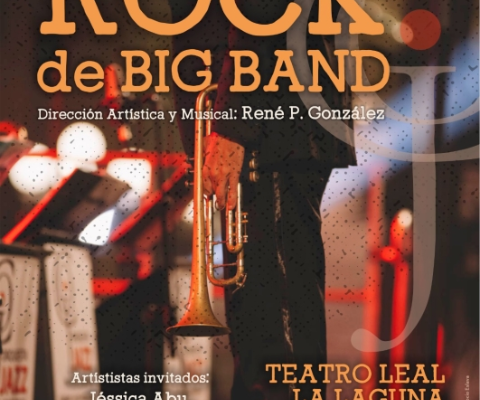 ORQUESTA DE JAZZ DE CANARIAS - ROCK DE BIG BAND